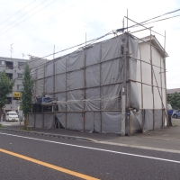尼崎市武庫之荘 某不動産会社元請 店舗付き住宅解体