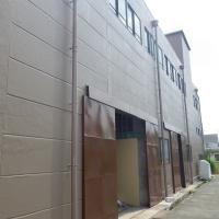 某工場補修 外壁補修及び防水・塗装