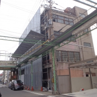 神戸市長田区 某不動産会社元請 ビル解体