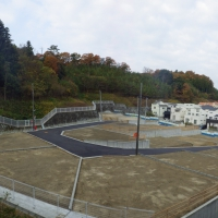 猪名川町つつじヶ丘 土地取得~開発工事竣工後、一括売却