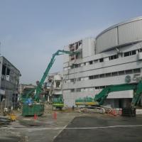 宝塚市 某建設会社下請 ホテル温泉施設解体