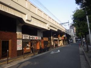 京都線高架橋2